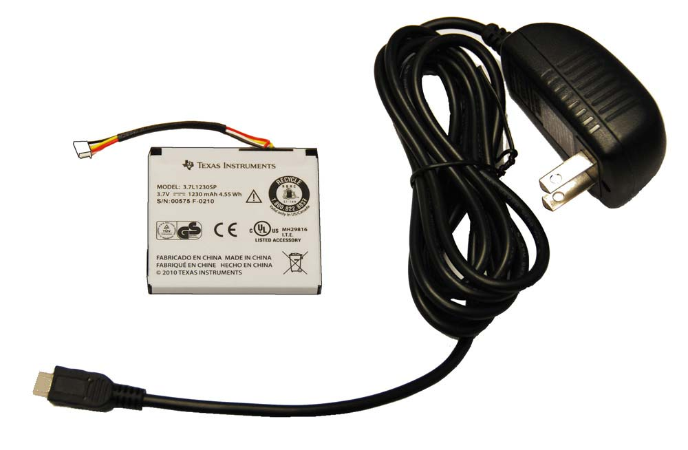 School Savers Ti Nspire Combo Battery A Wires And Wall
