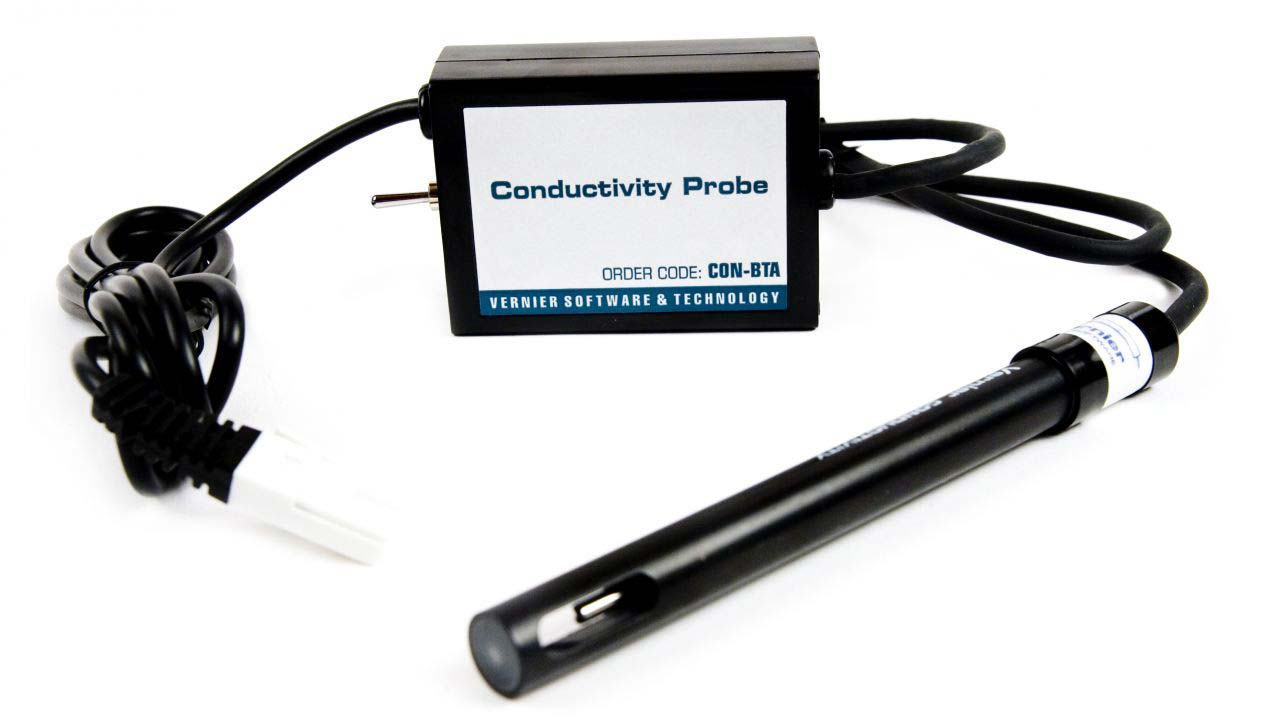 School Savers Vernier Con Bta Conductivity Probe